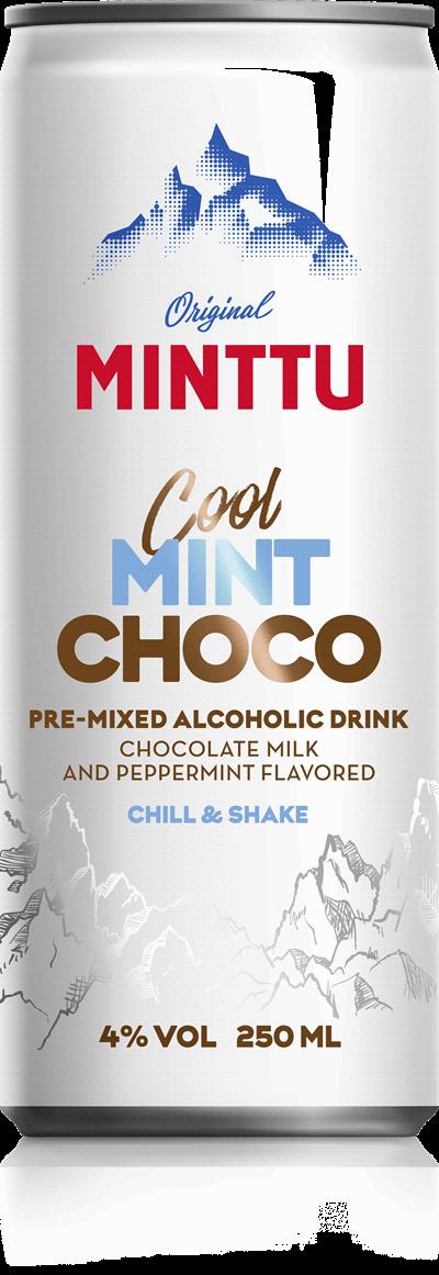 minttu choklad drink